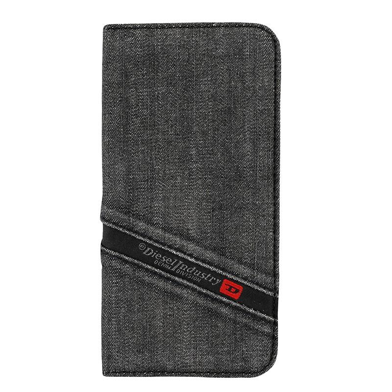 Diesel - Cosmo Book Case iPhone 6 Plus / 6S Plus Black 02