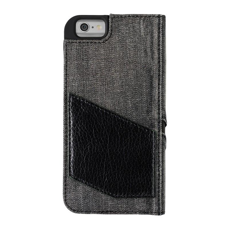 Diesel - Cosmo Book Case iPhone 6 Plus / 6S Plus Black 03