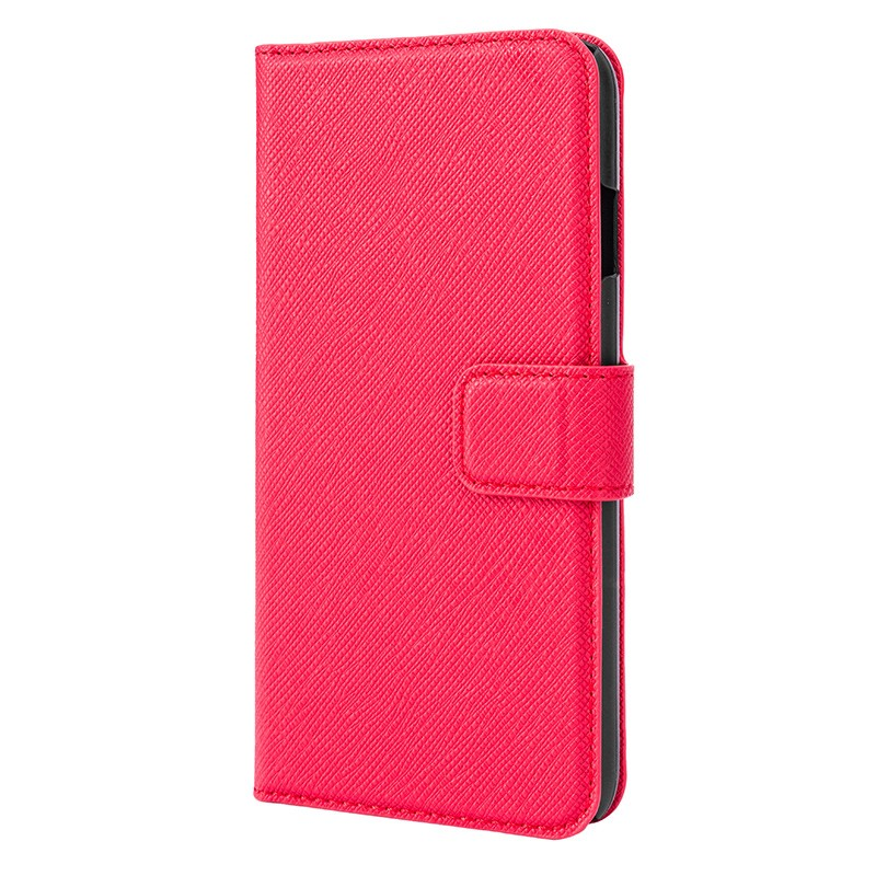 Xqisit - Wallet Case Viskan iPhone 6 / 6S Red 02