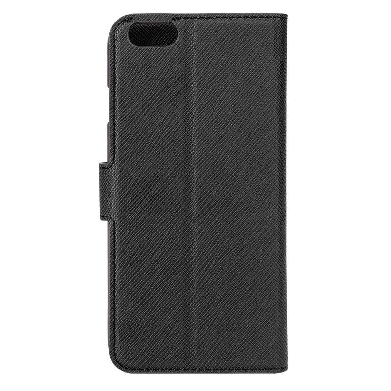 Xqisit - Wallet Case Viskan iPhone 6 / 6S Black 04