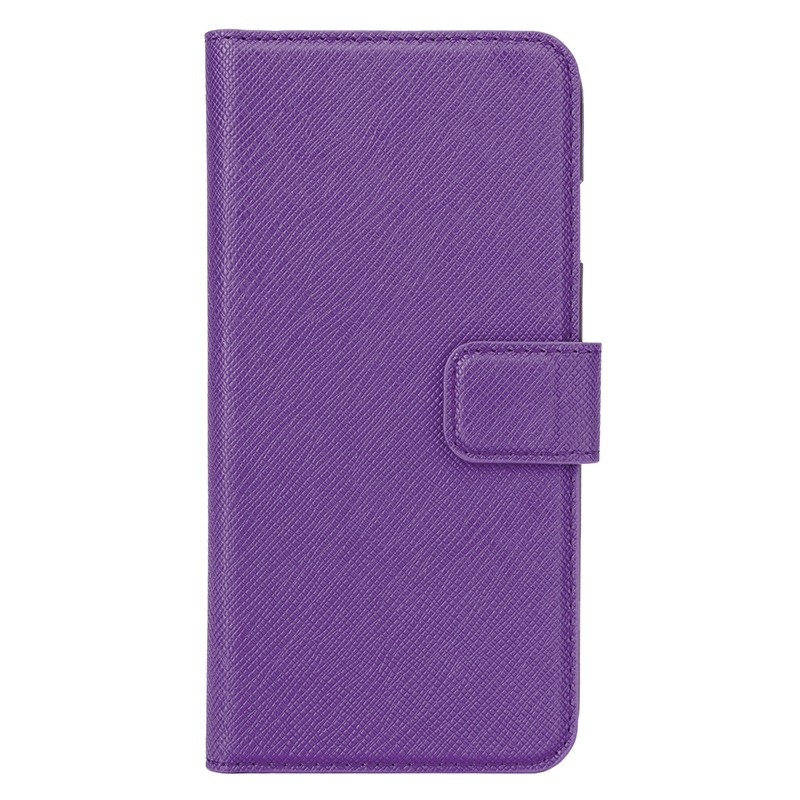 Xqisit - Wallet Case Viskan iPhone 6 / 6S Purple 3