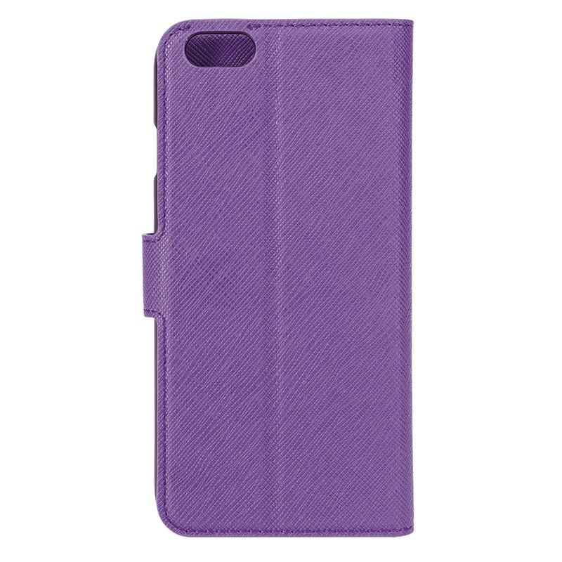 Xqisit - Wallet Case Viskan iPhone 6 / 6S Purple 04