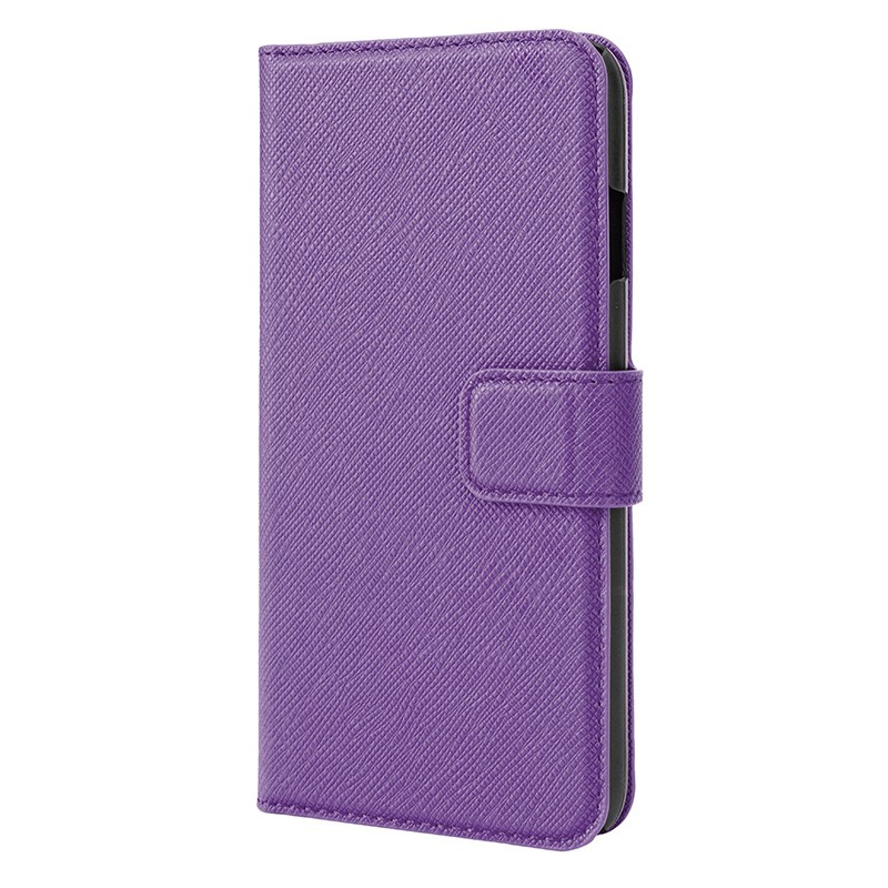 Xqisit - Wallet Case Viskan iPhone 6 / 6S Purple 02
