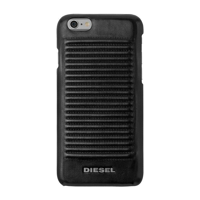 Diesel - Moulded Biker Case iPhone 6 / 6S Black 02