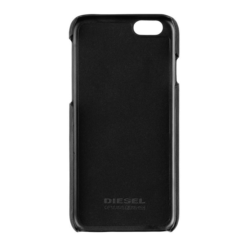 Diesel - Moulded Biker Case iPhone 6 / 6S Black 03