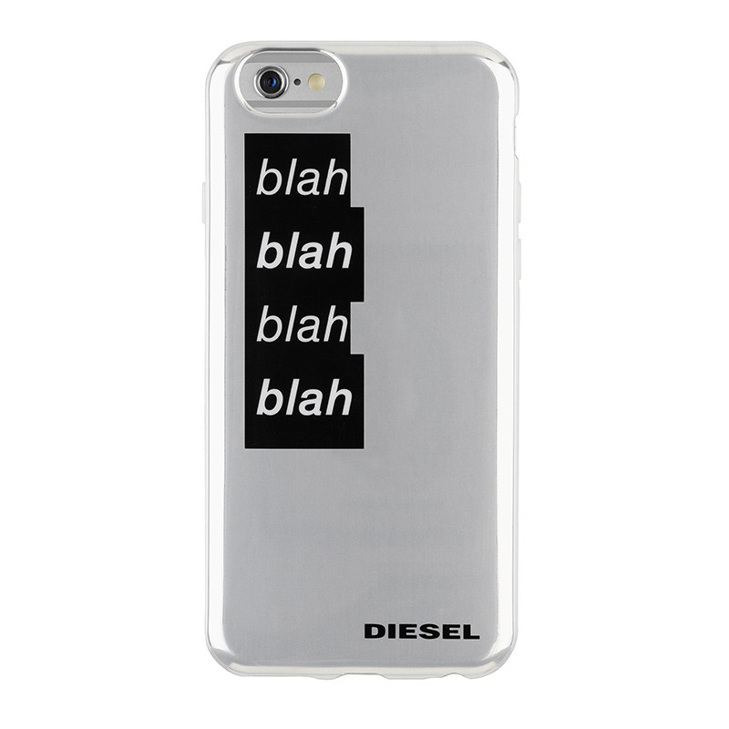 Diesel - Pluton Snap Case iPhone 6 Plus / 6S Plus Blah-Blah-Blah 02