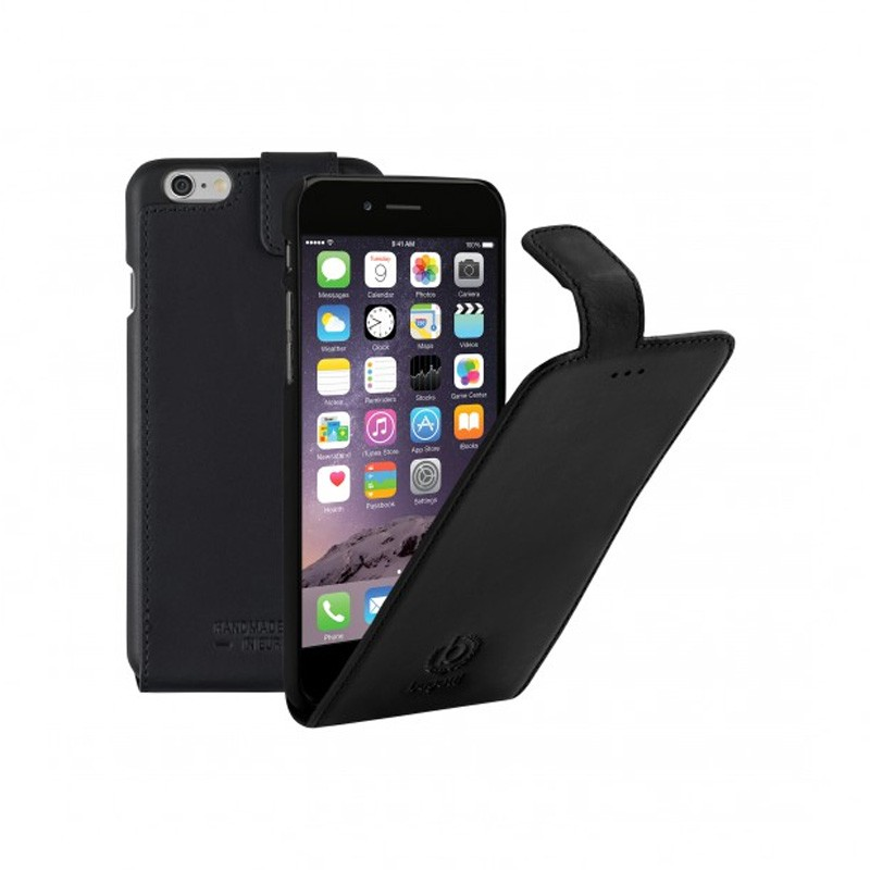Bugatti - Flip Cover Oslo iPhone 6 / 6S Black 04