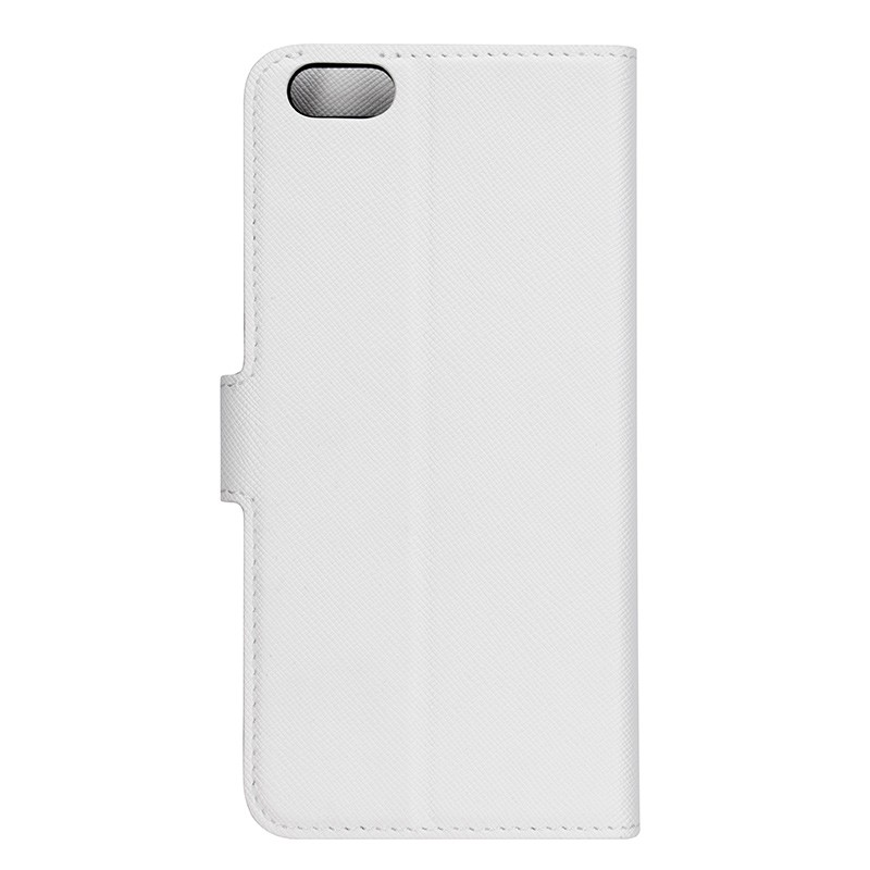 Xqisit - Wallet Case Viskan iPhone 6 / 6S White 04