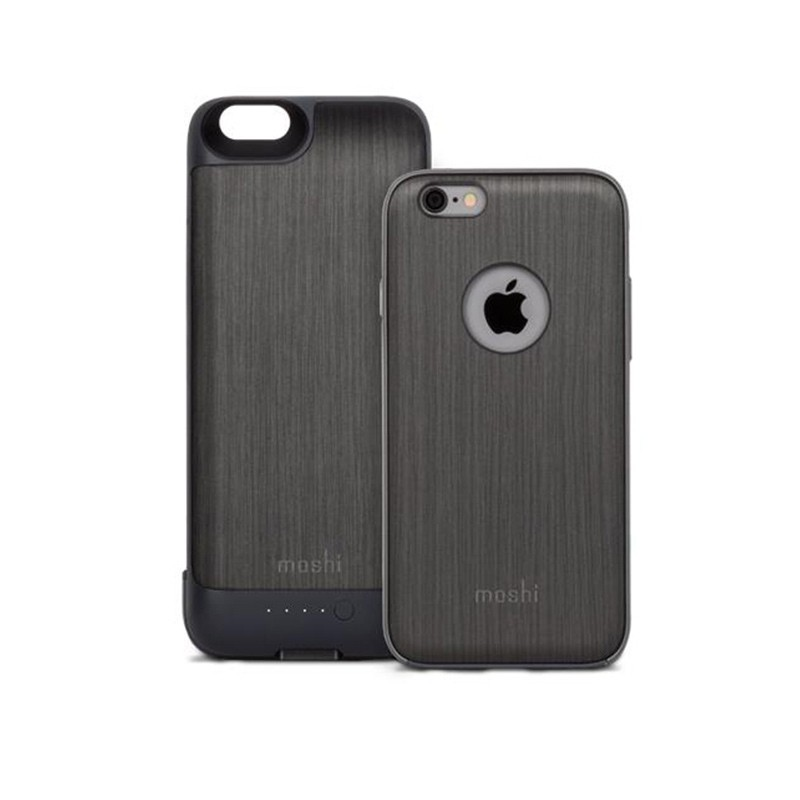 Moshi - iGlaze Ion Batterij Case iPhone 6 / 6S Black 05