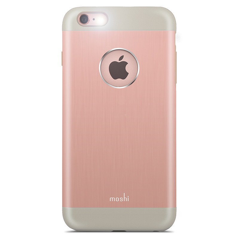 Moshi - iGlaze Armour iPhone 6 Plus / 6S Plus Rose Pink 07