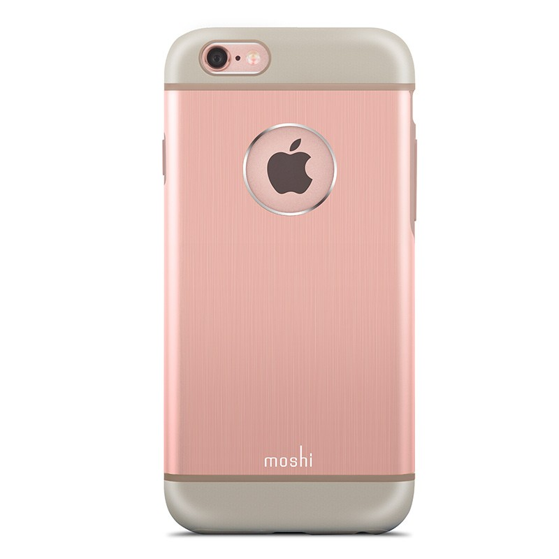 Moshi - iGlaze Armour iPhone 6 / 6S Rose Pink 02