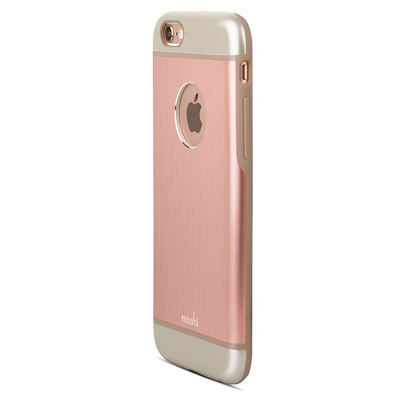 Moshi - iGlaze Armour iPhone 6 / 6S Rose Pink 04
