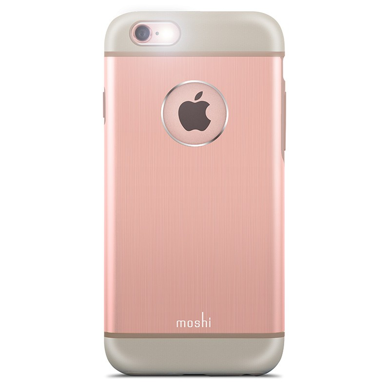 Moshi - iGlaze Armour iPhone 6 / 6S Rose Pink 07