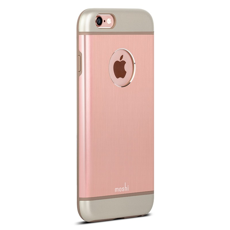 Moshi - iGlaze Armour iPhone 6 / 6S Rose Pink 08