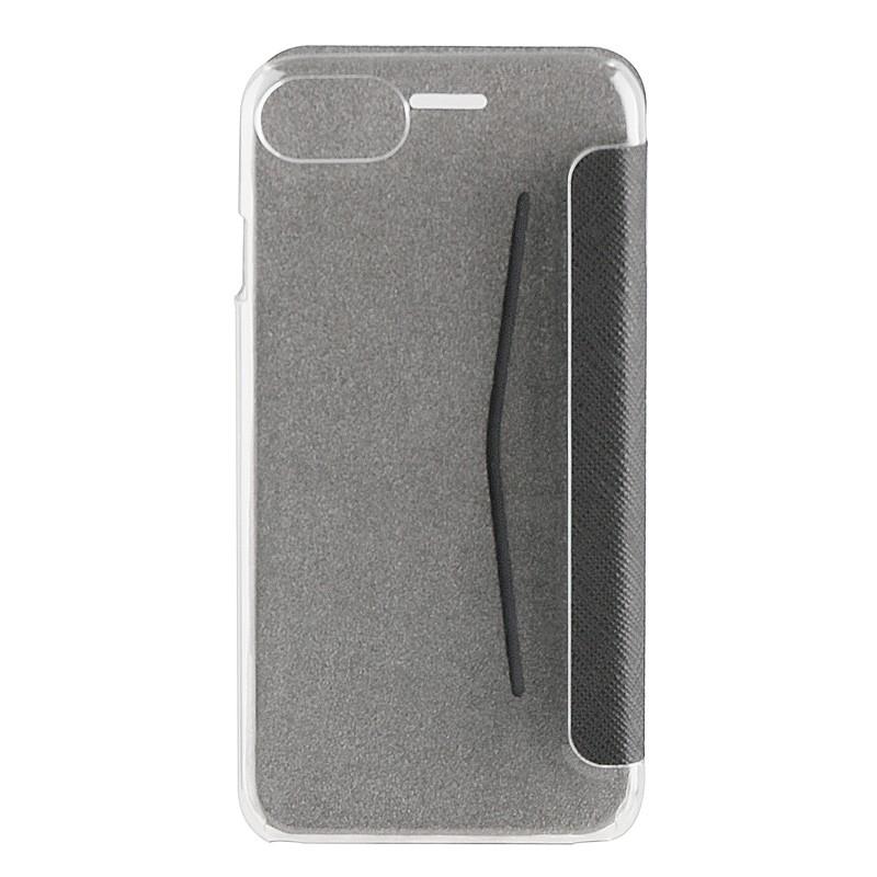 Xqisit Flap Cover Adour iPhone 7 hoes zwart 05