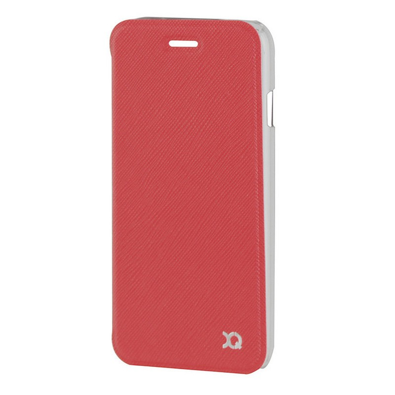 Xqisit Flap Cover Adour iPhone 7 hoes Red 03