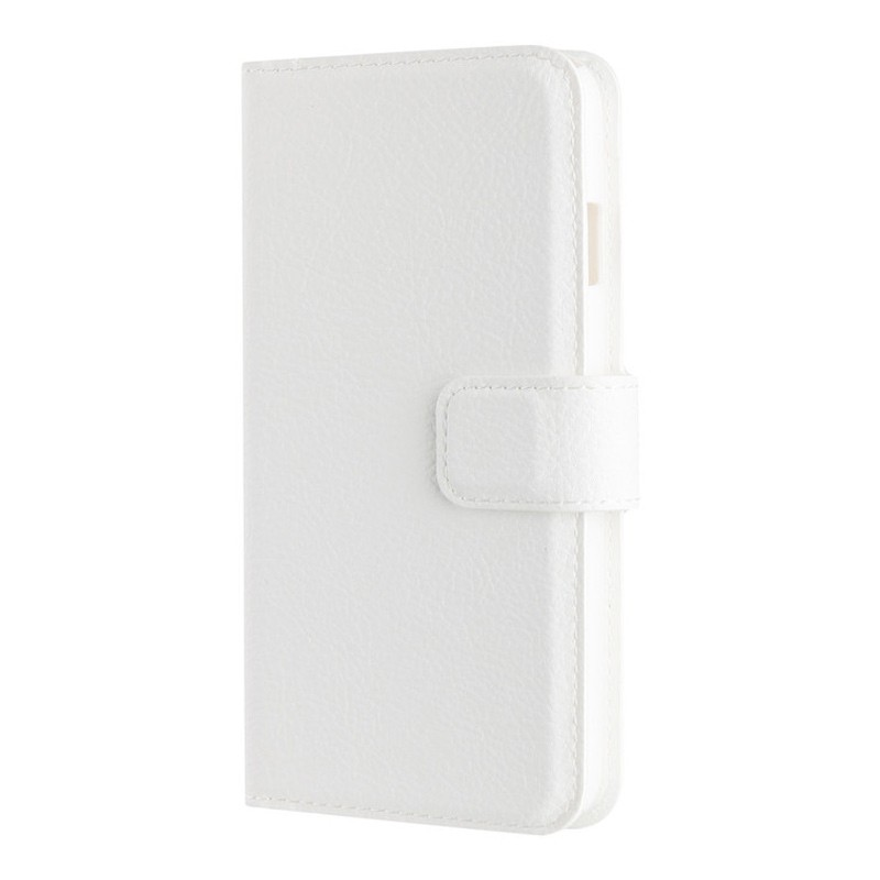Xqisit Slim Wallet iPhone 7 hoes wit 02