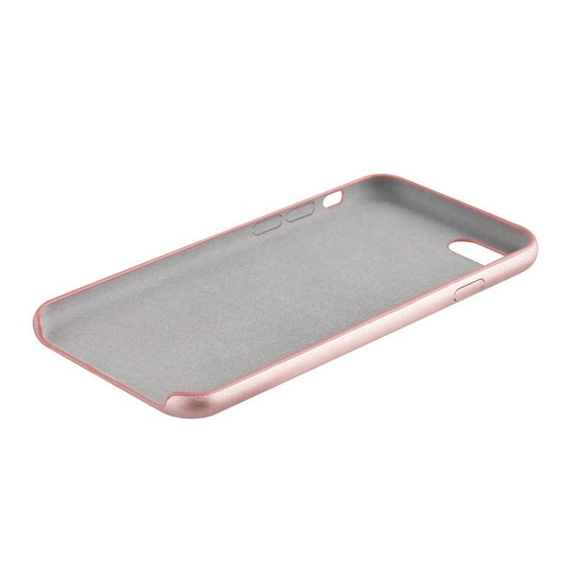 Xqisit iPlate Gimone iPhone 7 hoes RoseGold 04