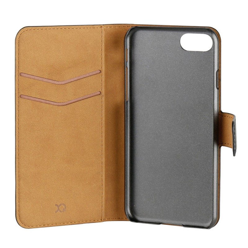 Xqisit Slim Wallet Selection iPhone 7 Plus zwart 07