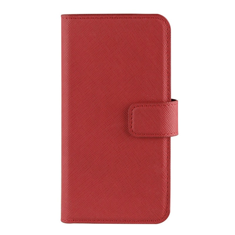 Xqisit Wallet Case Viskan iPhone 7 rood 03