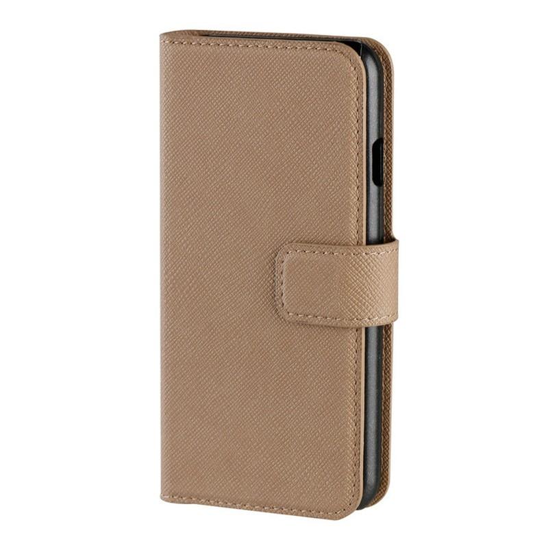 Xqisit Wallet Case Viskan iPhone 7 camel 02