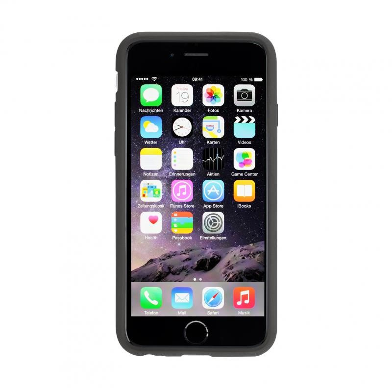 Artwizz SeeJacket Silicone iPhone 6 Plus Black - 2
