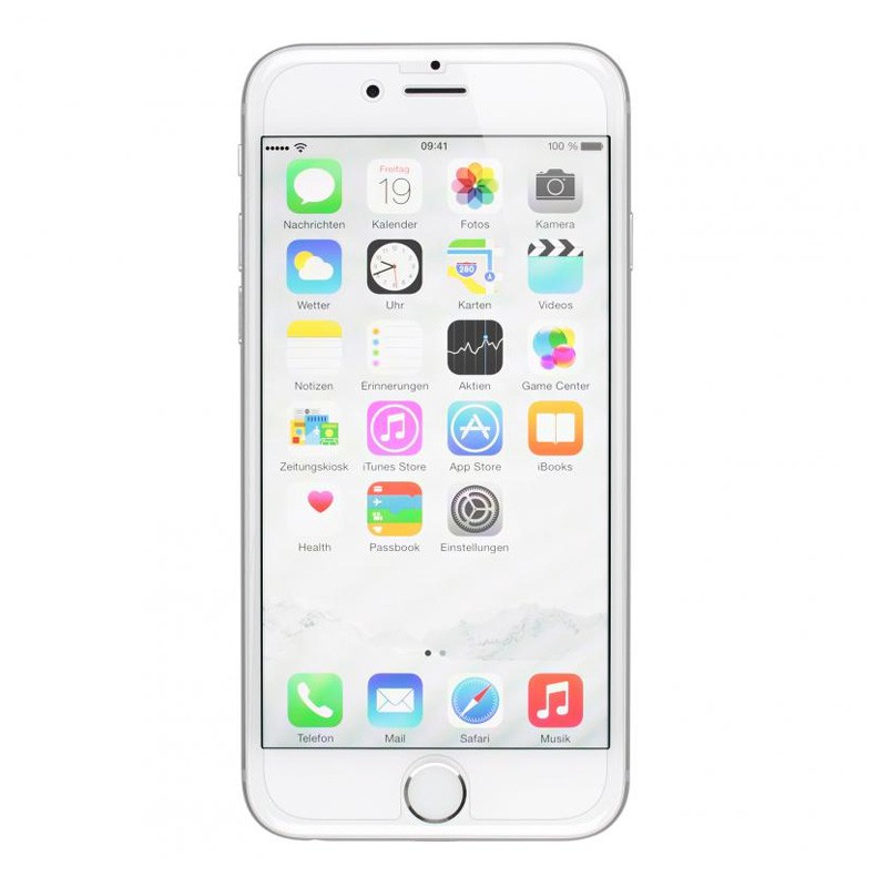 Artwizz ScratchStopper Clear iPhone 6 Plus - 2