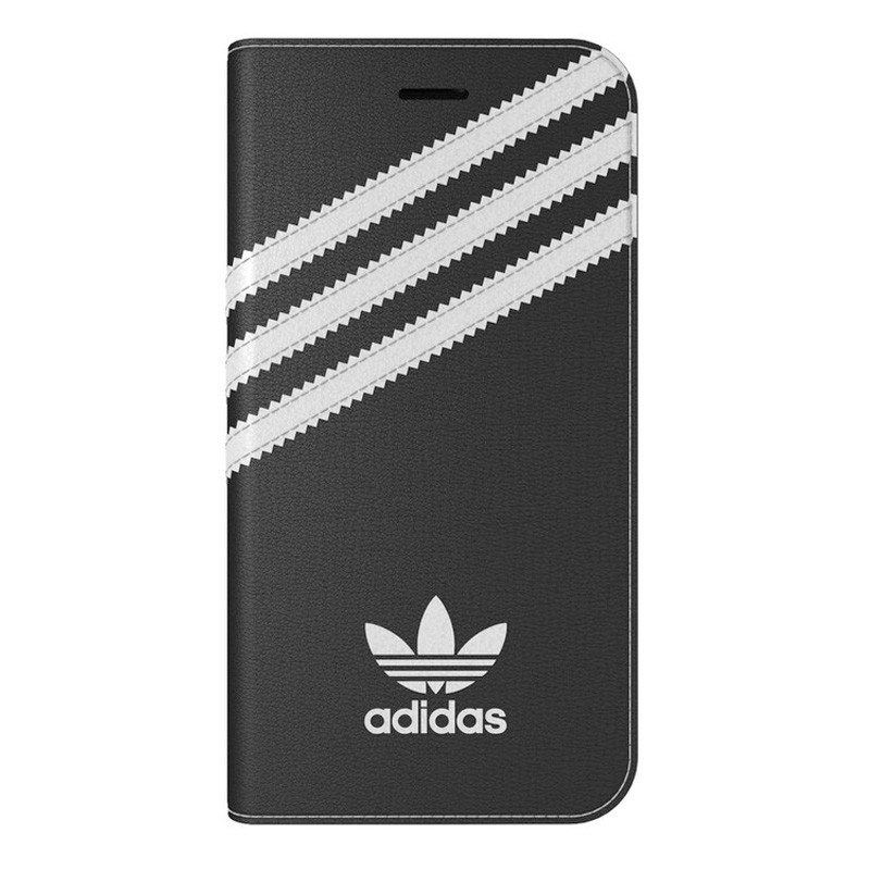 Adidas Originals Booklet Case iPhone 7 Black/White - 1