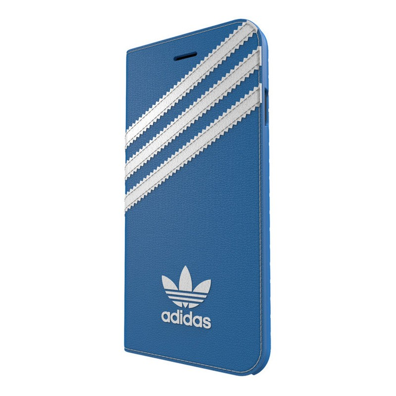 Adidas Originals Booklet Case iPhone 7 Bluebird/White - 4