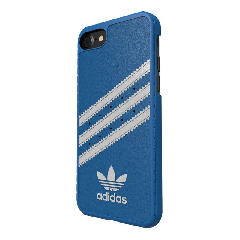 Adidas Originals Moulded Hoesje iPhone 7 Bluebird - 1