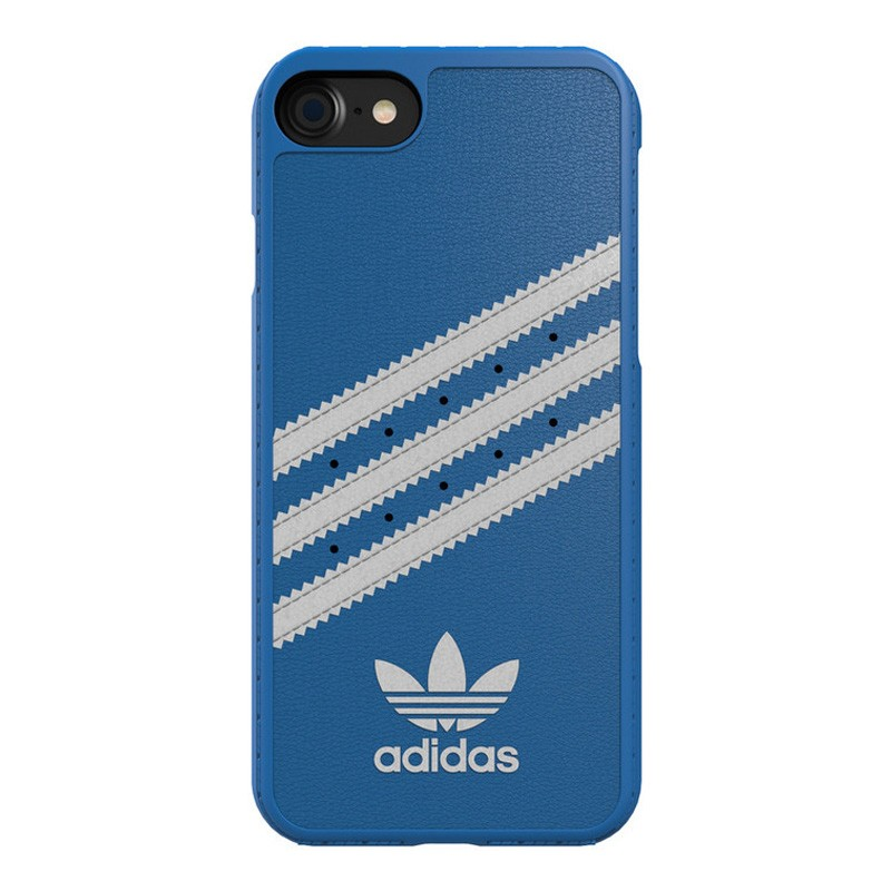 Adidas Originals Moulded Hoesje iPhone 7 Bluebird - 2