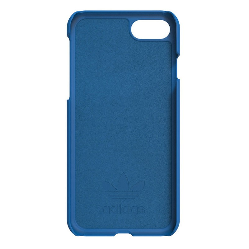 Adidas Originals Moulded Hoesje iPhone 7 Bluebird - 3