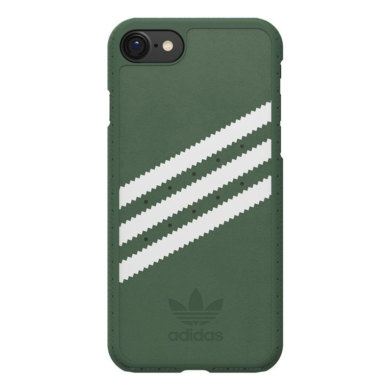 Adidas Originals Moulded Hoesje iPhone 7 Mineral Green - 2
