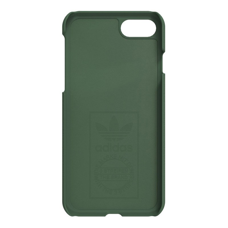 Adidas Originals Moulded Hoesje iPhone 7 Mineral Green - 3