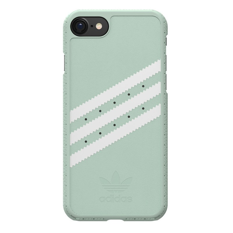 Adidas Originals Moulded Hoesje iPhone 7 Vapour Green - 2