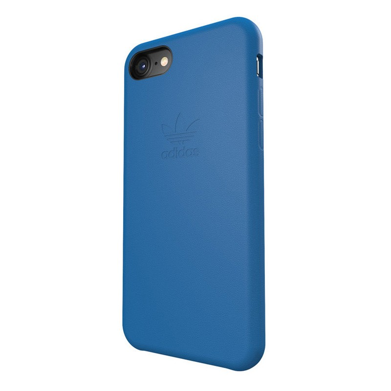 Adidas Originals Slim Case Hoesje iPhone 7 Bluebird - 1