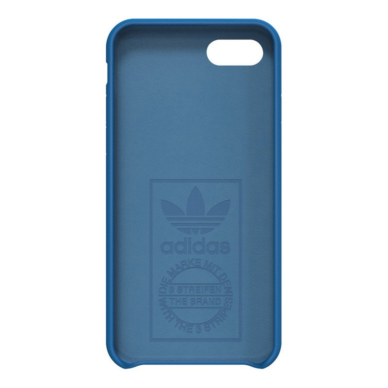 Adidas Originals Slim Case Hoesje iPhone 7 Bluebird - 3