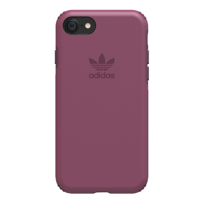 Adidas Originals Hybride Hoesje iPhone 7 Maroon Red - 2