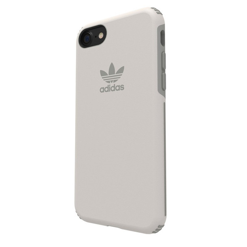 Adidas Originals Hybride Hoesje iPhone 7 Taupe - 1