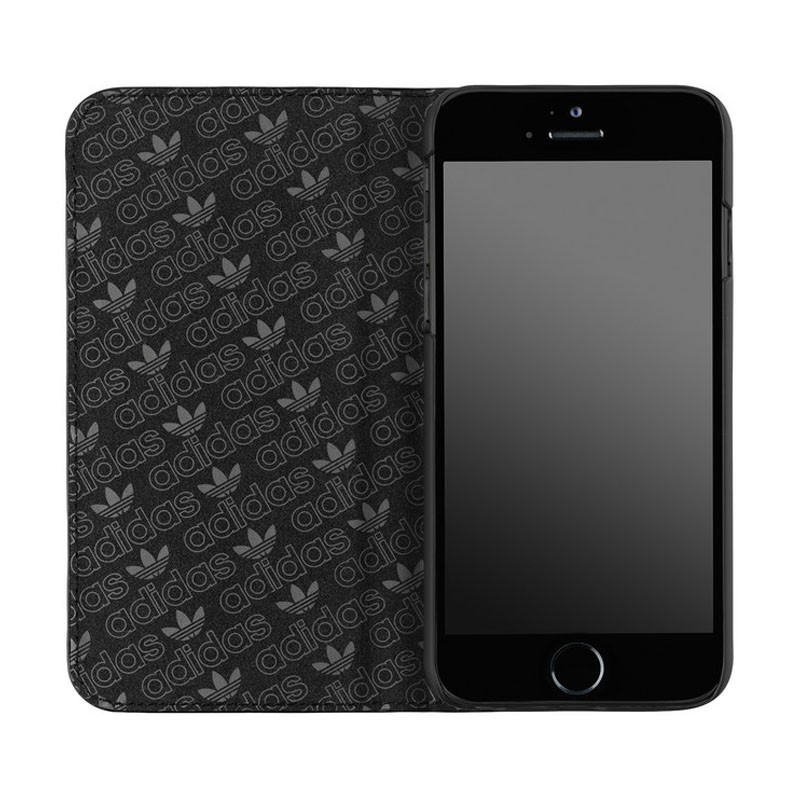 Adidas Booklet Case iPhone 6 Black/White - 3