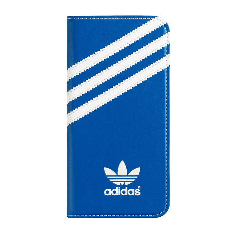 Adidas Booklet Case iPhone 6 Blue/White - 1
