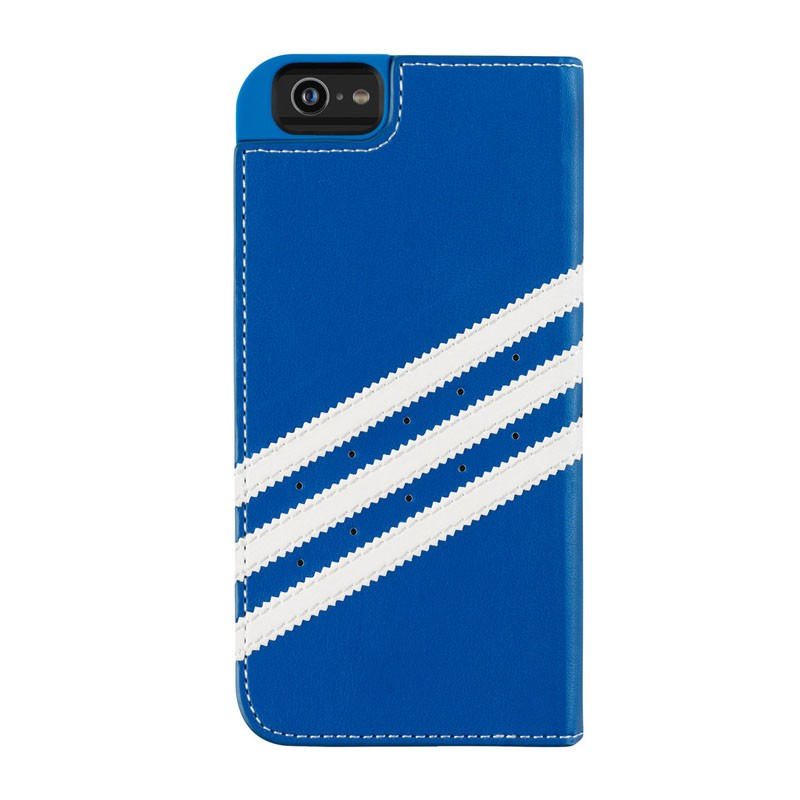 Adidas Booklet Case iPhone 6 Blue/White - 2