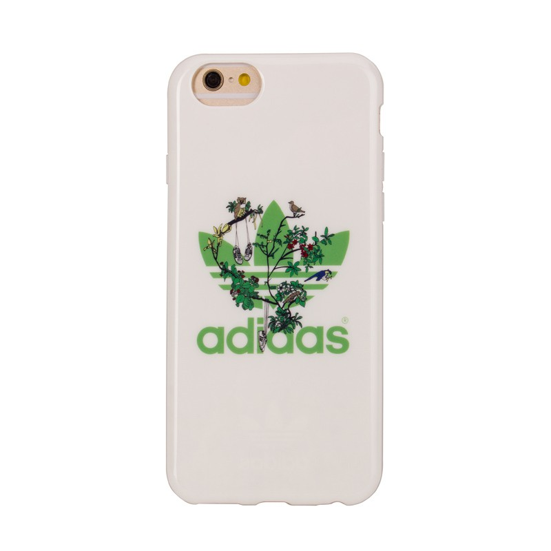 Adidas Backcover Female Summer 2015 White/Green - 1