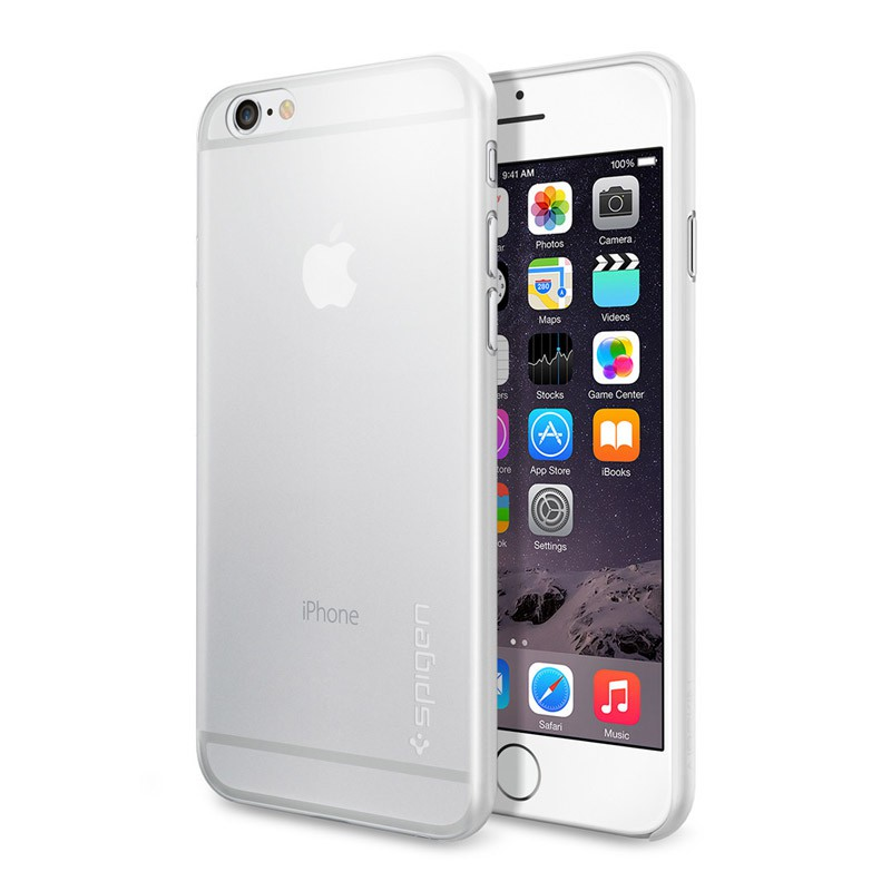 Spigen Air Skin iPhone 6 Clear - 1