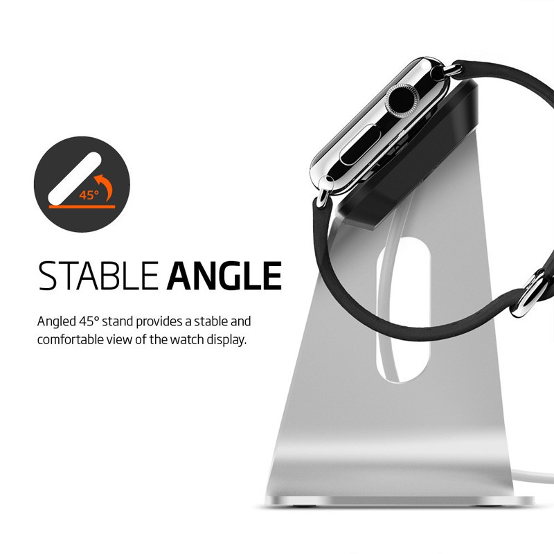 Spigen Aluminium Watch Stand - 3