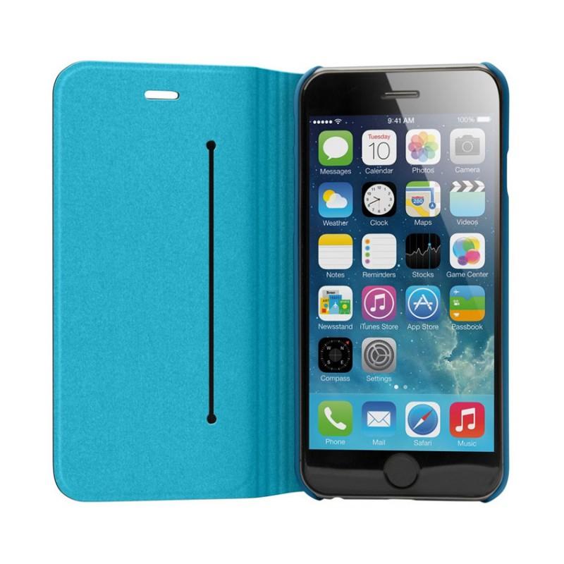 LAUT Apex Folio iPhone 6 Plus Blue - 1