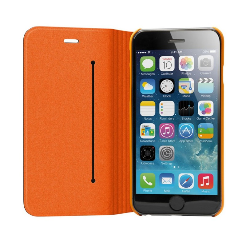 LAUT Apex Folio iPhone 6 Orange - 1