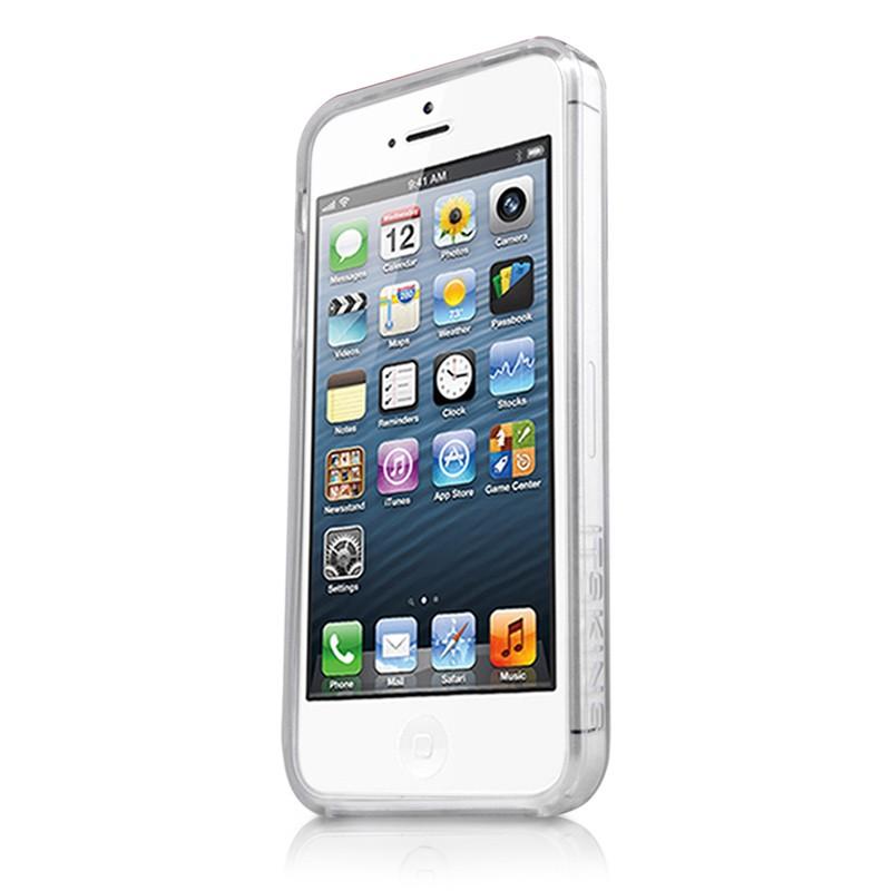 Itskins - Phantom Graphic Case iPhone SE / 5S / 5 - Hoesje met unieke print - Voorkant
