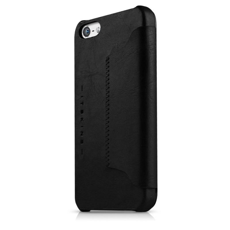 Itskins – Visionary Drift  Hoesje met venster achterkant voor iPhone 5 / 5S / SE