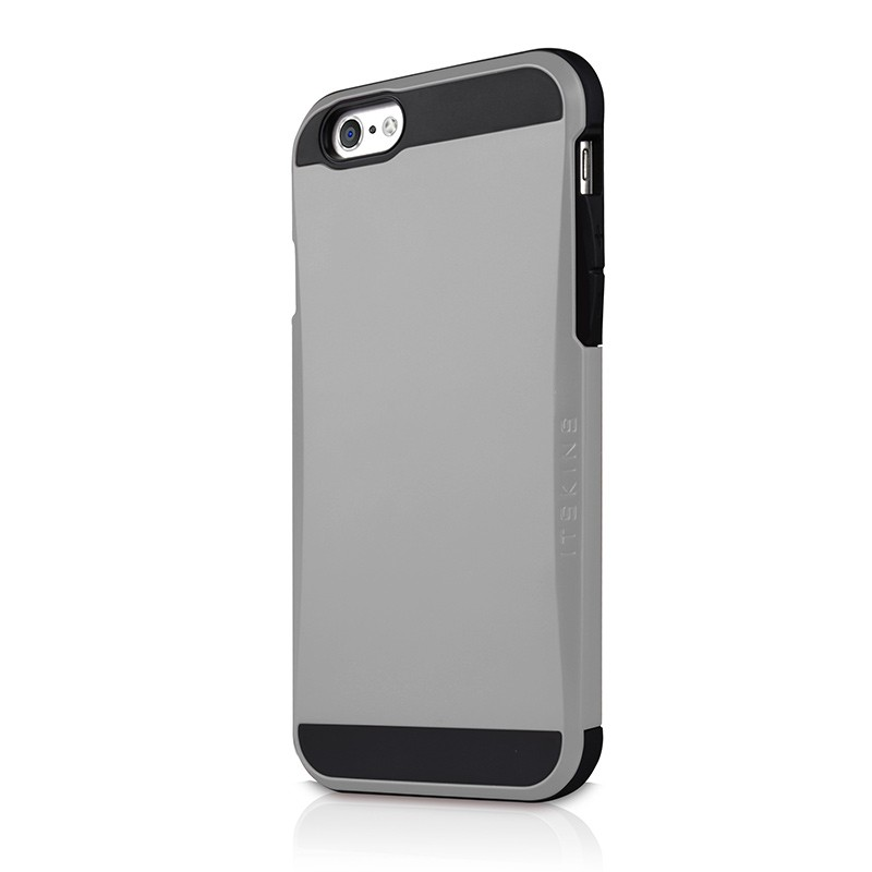 Itskins - Evolution Case iPhone 6 / 6S silver 01